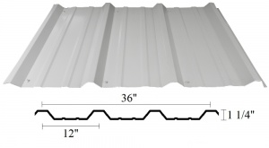 Aluminum Coated Roofing System